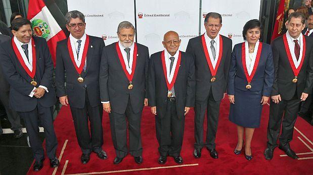 Nuevo TC peruano