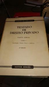 Pontes de Miranda - Tratado de direito privado