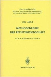 Karl Larenz - Metodenlehre