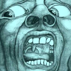 Arte de In the Court of Crimson King (1969).