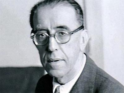 Piero Calamandrei, uno de los mayores procesalistas del siglo XX, cuyas ideas aún hoy merecen ser discutidas.