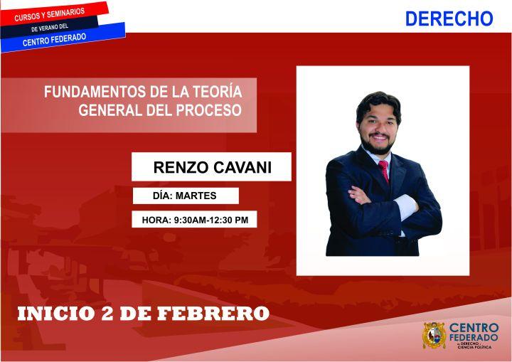 Renzo Cavani - TGP