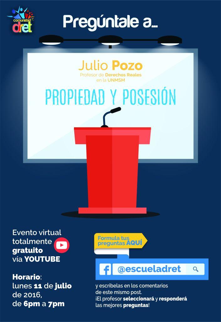 Pregúntale a Julio Pozo